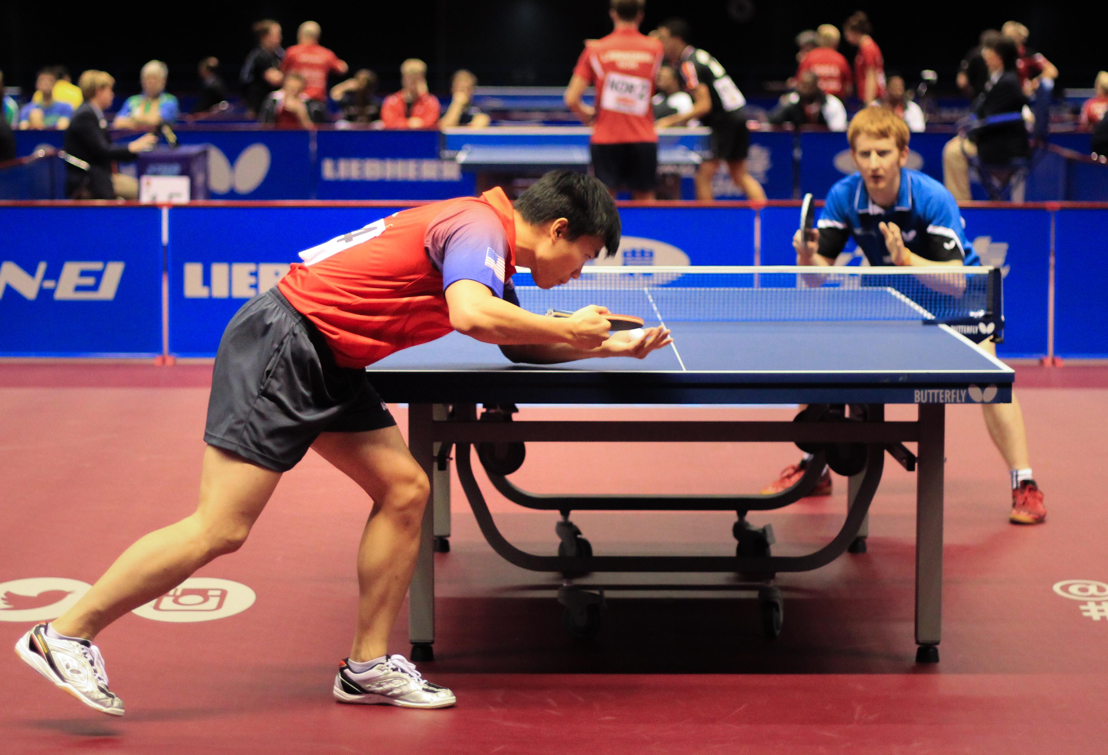 Tokyo 2014 world team table tennis championships the - Table tennis world championship 2014 ...