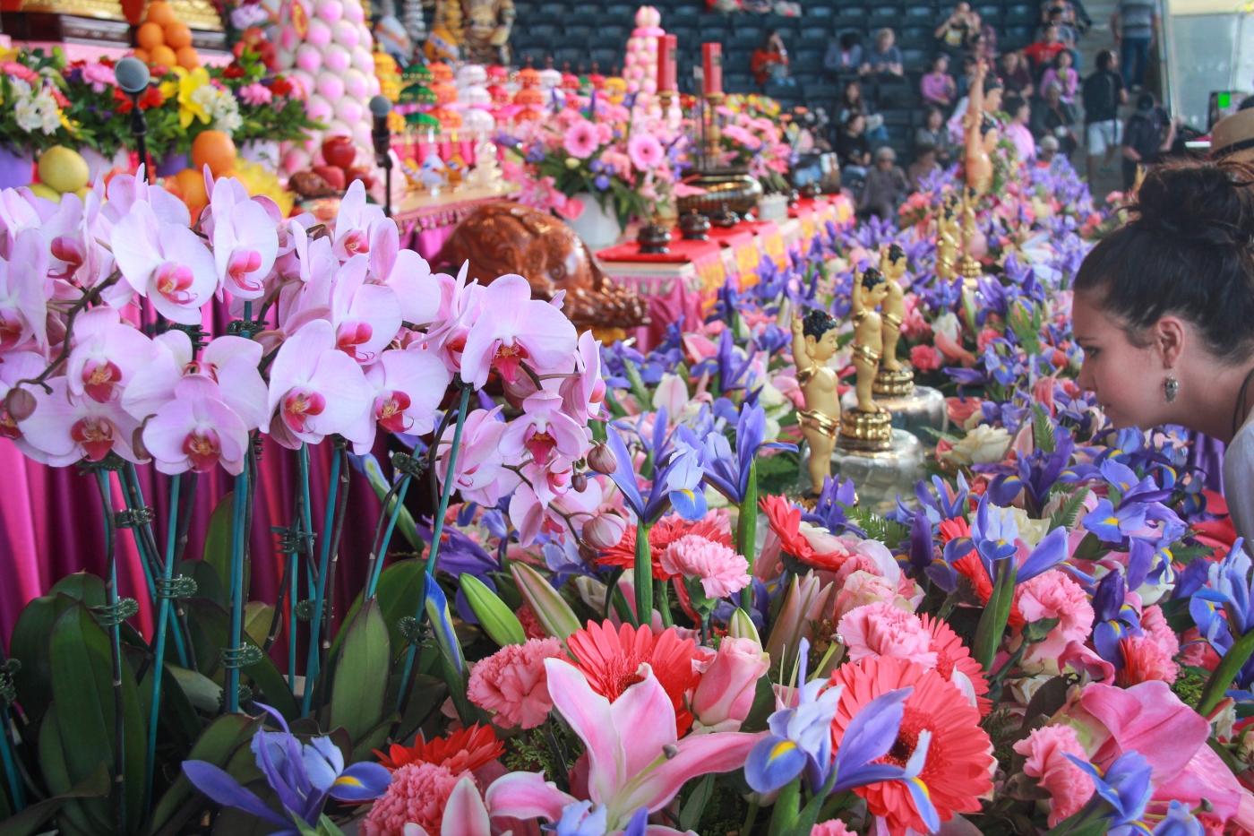 Japan Buddhas Birthday